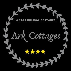 Ark Cottages Light Logo
