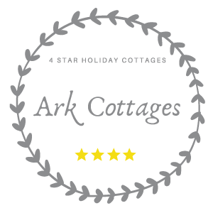 Ark Cottages Light Logo
