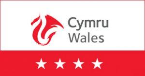 4 star visit wales ark cottages Pembrokeshire